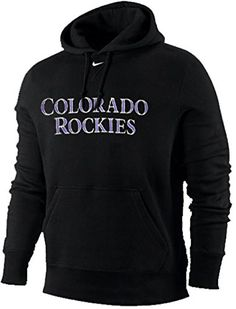 Nike Colorado Rockies MLB Embroidered Wordmark Logo Men's... https://www
