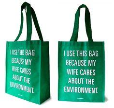 ecologic shopping bag