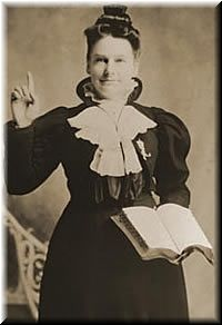 """Maria Woodworth Etters (1844-1924) responded to God's call to """"go out in the highways and hedges and gather in the lost sheep,"""". By 1885, without a public address system, crowds of over twenty-five thousand pressed in to hear her minister while hundreds fell to the ground under the power of God.³ Woodworth-Etter not only shook up denominational religion, she rocked the secular world with life-altering displays of God's power."""
