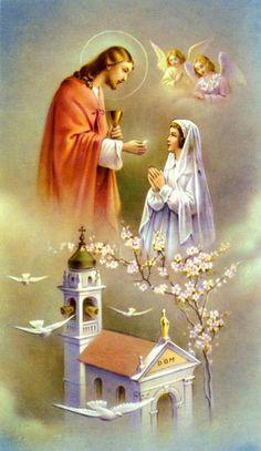Resultado de imagen para cristos para primera comunion