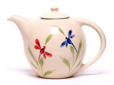 Sweet Dragonfly Teapot #madeinusa