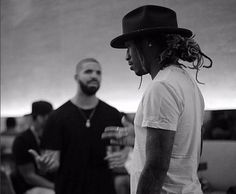 Drake and Future confirm not so secret collaborative project 'What A Time To Be Alive'