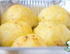 Рецепт: Картофельные шарики-зразы с грибами