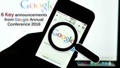 Google I/O 2016: The key announcements