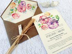 ♥♥♥  Atelier Rosa Mia O Atelier Rosa Mia faz convites e papelaria personalizada para datas especiais, desde clássicos e vintages a modernos, rústicos e descontraídos. http://www.casareumbarato.com.br/guia/atelier-rosa-mia/