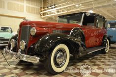 Murphy Auto Museum - Cars and Trains and More
