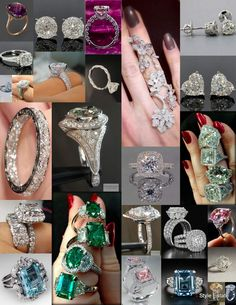 35 Pieces of Gorgeous Jewelry  - Style Estate -