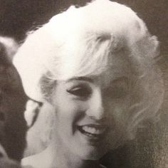 alwaysmarilynmonroe: A nice rare one of Marilyn on the set of Something's Got To Give in 1962.