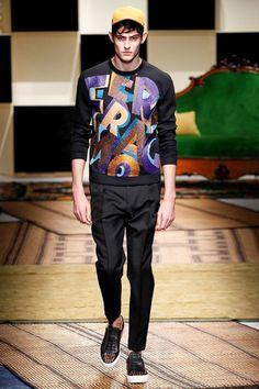 Salvatore Ferragamo Spring 2016 Menswear - Collection - Gallery - Style.com