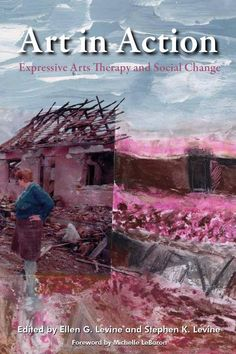The field of expressive arts is closely tied to the work of therapeutic change. As well as being beneficial for the individual or small group, expressive arts therapy has the potential for a much wider impact, to inspire social action and bring about social change.