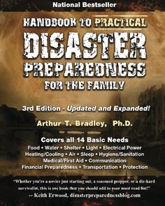 nice Handbook to Practical Disaster Preparedness for the Family, 3rd Edition