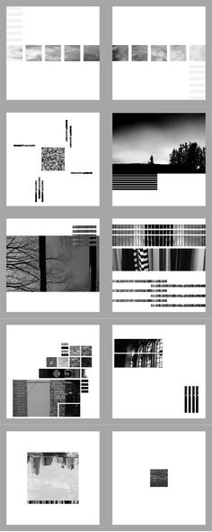 maybe some of these ideas for image layouts - material choices - plant choices Portfolio Design Layouts, Layout Design, Print Layout, Page Design, Web Design, Graphic Design, Instagram Design, Editorial Layout, Editorial Design