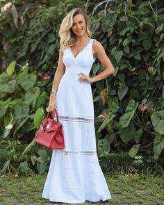 Effortless Chic, Dress Skirt, Maxi Skirts, Mode Outfits, Linen Dresses, Lovely Dresses, White Dress, Casual Chic, Boho