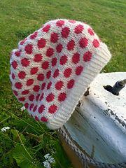 Ravelry: Prikkedilla hat pattern by Lena Kristine Kvile