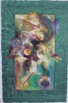 Double Vision Studio - Handmade paper art by Cyndi Mylynne and Jeff Adams