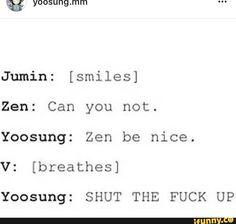 Yoosung NO xD