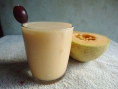 Cantaloupe Shake @Ann Refford