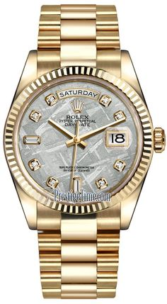 Rolex Day-Date Everose Gold Domed Bezel 118205 Pink MOP Carousel Diamond President Cool Watches, Rolex Watches, Luxury Watches, Diamond Watches, White Watches, Man Watches, Casual Watches, Citizen Watches, Latest Watches