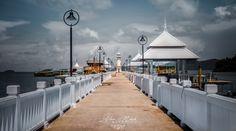 Bang Bao Pier Lighthouse, Koh Chang, Thailand