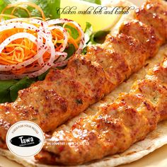 """""""Our CHICKEN MALAI BOTI &  RESHMI SEEKH KABAB are literally selling like hot kebabs! Place your order today and get it delivered right at your doorstep! """""""