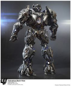 Nuthin' But Mech: Vitaly's Transformers: Age of Extinction