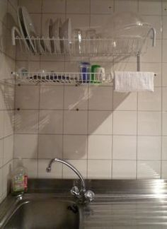 14 Best Over The Sink Dish Drainer Images Kitchen Drying Rack