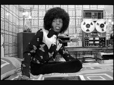 Sly and the Family Stone -  In Time (Sly influenced Miles Davis to record Bitches Brew)