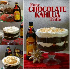 Debs Baileys & Chocolate Trifle Is A Winner | The WHOot