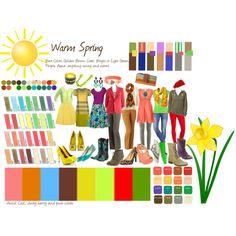 """Warm Spring"""