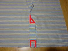 Pánské trenýrky s poklopcem (střih + fotonávod) | Blog Jany Trávníčkové Blog, Sewing, Dressmaking, Couture, Stitching, Blogging, Sew, Costura, Needlework