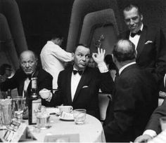 Frank... web photo - one can observe Ed Sullivan on the right in a seemingly very happy mood and smiling... undated -MReno