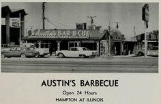 Oak Cliff: Austin's Barbeque restaurant, Hampton at Illinois, Dallas, Texas | Flickr - Photo Sharing!