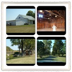 Wedding place choice. Mary Nelles Windswept Farm. Lebanon OH