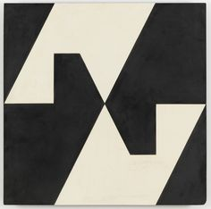 """Lygia Clark, """"Planes in Modulated Surface Formica and industrial paint on wood, 39 ¼ x 39 ¼ inches; The Museum of Modern Art Op Art, Modern Love, Museum Of Modern Art, Grafik Design, Art Plastique, Typography Design, Contemporary Art, Abstract Art, Illustration Art"""