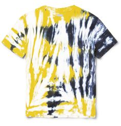 Fanmail - Slim-Fit Tie-Dyed Organic Cotton-Jersey T-Shirt | MR PORTER