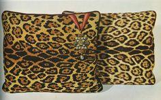 Needlepoint pattern by Louis J. Gartner, Jr
