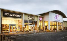 DFS has installed digital displays across its entire UK portfolio, in a bid to improve its conversion rates.