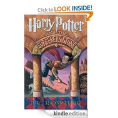 #2: Harry Potter and the Sorcerer's Stone (Book 1)