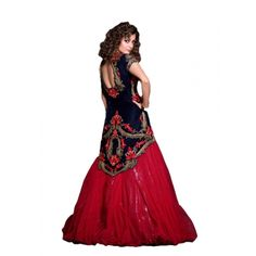 Womens diya Mirza Ethnic Dress Unstitched
