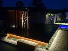 Image result for outdoor strip lighting