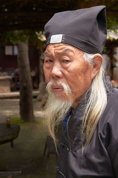 Taoist Monk, China