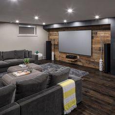 Best Flooring For Basement, Cool Basement Ideas, Basement Walls, Basement Bedrooms, Basement Bathroom, Modern Basement, Rustic Basement, Basement Furniture, Basement Apartment