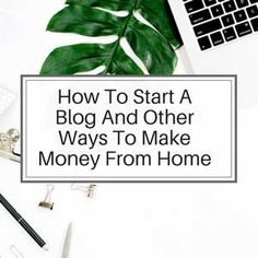How to Make Your Blog and Make it your Career
