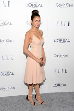 Nina Dobrev Photos - 22nd Annual ELLE Women in Hollywood Awards - Arrivals - Zimbio