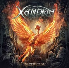 Xandria - Sacrificium (2014) Symphonic Gothic Metal band from Germany #Xandria #GothicMetal