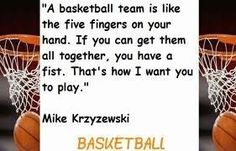 Love this basketball quote!