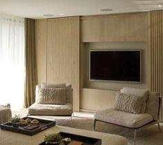 A paleta de cores segue a identidade visual do resto do apartamento Foto: Debora Aguiar Arquitetos/ Divulgação