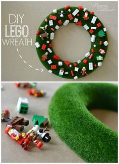 29 Smart and Highly Creative DIY Lego Crafts That Will Inspire You