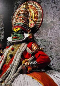 kadhakali dance form india