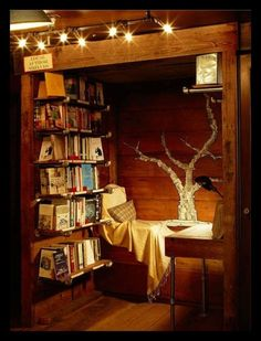 Love #Books? Here's a Reading Nook (or 27) for You ...